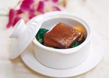 Chinesisches köstliches Lebensmittel lizenzfreies stockbild