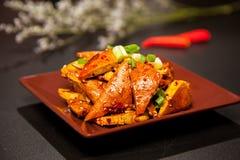 Chinesisches köstliches Lebensmittel Lizenzfreies Stockfoto