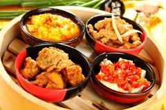 Chinesisches köstliches Lebensmittel stockfoto