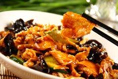 Chinesisches köstliches Lebensmittel Stockbild