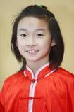 Chinesisches kleines Mädchen Lizenzfreie Stockfotografie