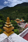 Chinesisches Kloster Lizenzfreie Stockfotografie