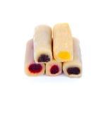 Chinesisches Konfekt oder asiatische chinesische Süßigkeit Lizenzfreies Stockbild