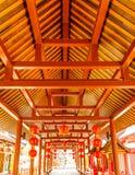 Chinesisches latern Lizenzfreie Stockfotografie