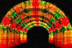 Chinesisches Laterne-Festival Lizenzfreie Stockbilder