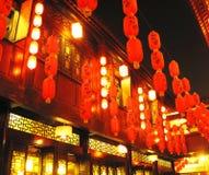 Chinesisches Laterneerscheinen Lizenzfreie Stockfotografie