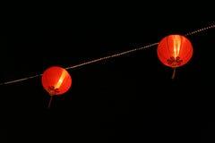 Chinesisches lentern stockfoto