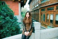 Chinesisches Mädchen Lizenzfreies Stockbild