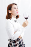 Chinesisches Mädchen Stockfoto