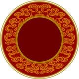 Chinesisches Muster Lizenzfreie Stockbilder
