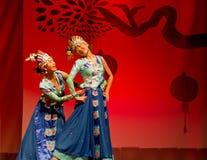 Chinesisches neues Jahr 2011 Lizenzfreie Stockfotografie