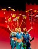 Chinesisches neues Jahr 2011 Stockfoto