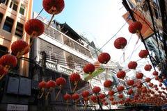 Chinesisches neues Jahr 2012 - Bangkok, Thailand Lizenzfreie Stockfotos