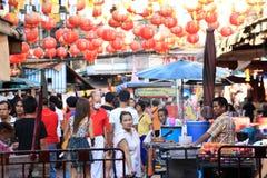 Chinesisches neues Jahr 2012 - Bangkok, Thailand Stockfotos