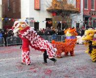 Chinesisches neues Jahr 2016 Lizenzfreies Stockbild