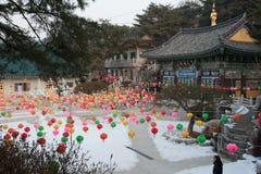 Chinesisches neues Jahr Stockfotografie