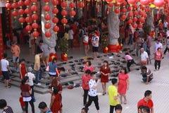 2017 chinesisches neues Jahr Stockbilder