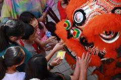 2017 chinesisches neues Jahr Stockfotos