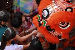 2017 chinesisches neues Jahr Stockfotografie