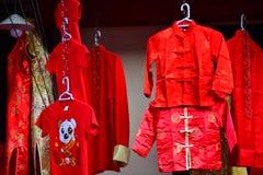 Chinesisches neues Jahr Der neues Jahr ` s Tag des chinesischen Volks Stockfotos