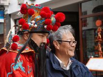 Chinesisches neues Jahr, London Lizenzfreie Stockfotografie