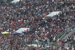 Chinesisches neues Jahr Raceday Stockfotografie