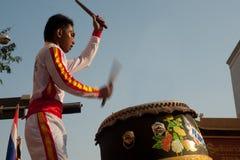 Chinesisches neues Jahr in Thailand. Lizenzfreies Stockbild