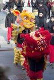 2017 chinesisches neues Mondjahr Lizenzfreies Stockbild