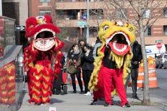2017 chinesisches neues Mondjahr Stockfotografie