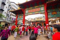 Chinesisches Neujahrsfest 2013 Lizenzfreie Stockfotografie