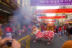 Chinesisches Neujahrsfest 2013 Lizenzfreies Stockfoto