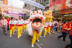 Chinesisches Neujahrsfest 2013 Lizenzfreie Stockfotos