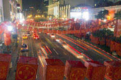 Chinesisches Neujahrsfest Stockfotos