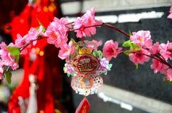 Chinesisches Neujahrsfest in Shanghai Lizenzfreies Stockbild