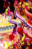 Chinesisches Papier Dragon Toy Lizenzfreie Stockbilder