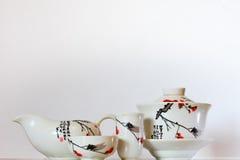 Chinesisches Porzellan Stockfotografie