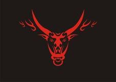 Chinesisches Rind, Symbol von 2009 Jahr Stockfotos