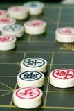 Chinesisches Schach Stockbild