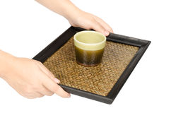 Chinesisches Teecup Stockbilder