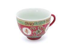 Chinesisches Teecup Lizenzfreie Stockfotos