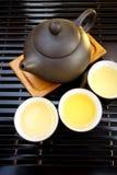 Chinesisches Teeset Lizenzfreies Stockbild