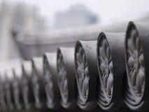 Chinesisches Tempel-Detail Stockbilder