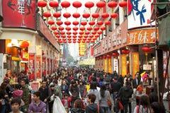 Chinesisches Volk Stockfotografie