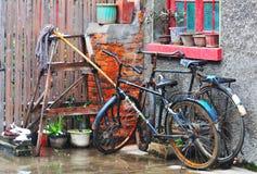 Chinesisches Yard Lizenzfreies Stockfoto