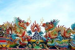 Chiness龙 免版税图库摄影