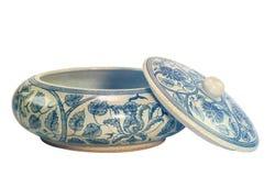 Chiness porcelana Zdjęcie Royalty Free