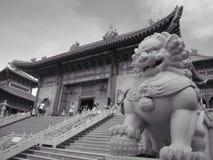 Chinesse tempel Fotografering för Bildbyråer