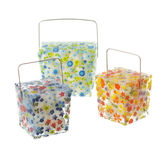 Chineze lunch boxes Royalty Free Stock Images