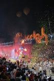 Chingay 2011 Parade Singapur Lizenzfreie Stockfotografie
