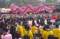 Chingay chinese parade stock photos
